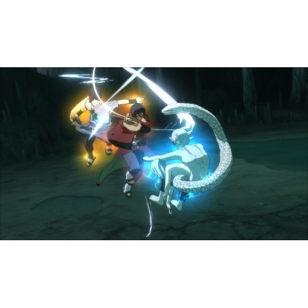 Naruto Shippuden Ultimate Ninja Storm 3 Full Burst Game PS3 (Essentials) - Image 2