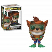 Scuba Crash (Crash Bandicoot) Funko Pop! Vinyl Figure #421