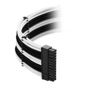 CableMod Classic ModMesh C-Series Cable Kit Corsair AXi HXi & RM (Yellow Label) - Black/White
