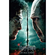 Harry Potter 7 Part 2 Teaser Maxi Poster