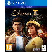 Shenmue III Day One Edition PS4 Game
