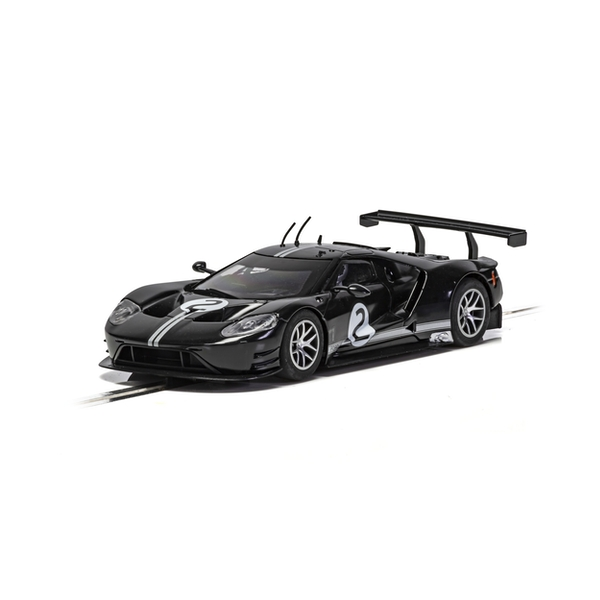 Ford GT GTE Black No2 Heritage Edition 1:32 Scalextric Car