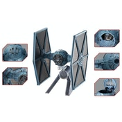 Imperial TIE Fighter (Star Wars: The Empire Strikes Back) Hot Wheels Elite Diecast