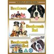 Beethoven/Beethoven's 2nd/Beethoven's 3rd DVD