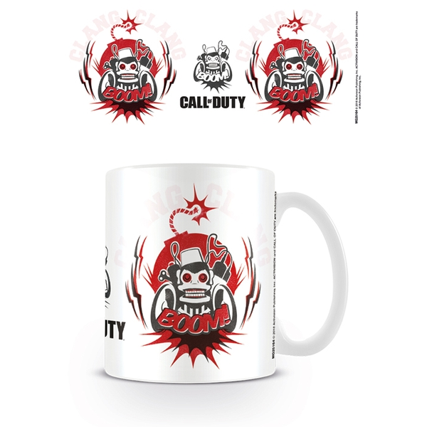 Call of Duty - Monkey Bomb Mug