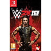 WWE 2K18 Nintendo Switch Game