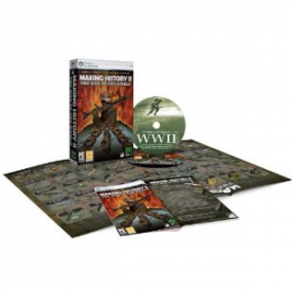 Making History II The War Of The World Game PC