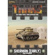 TANKS: American Sherman (Early) Expansion