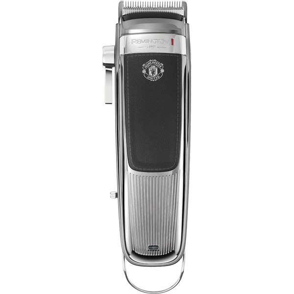 Remington HC9105 Man Utd Heritage Cordless Hair Clipper with Face Towel UK Plug