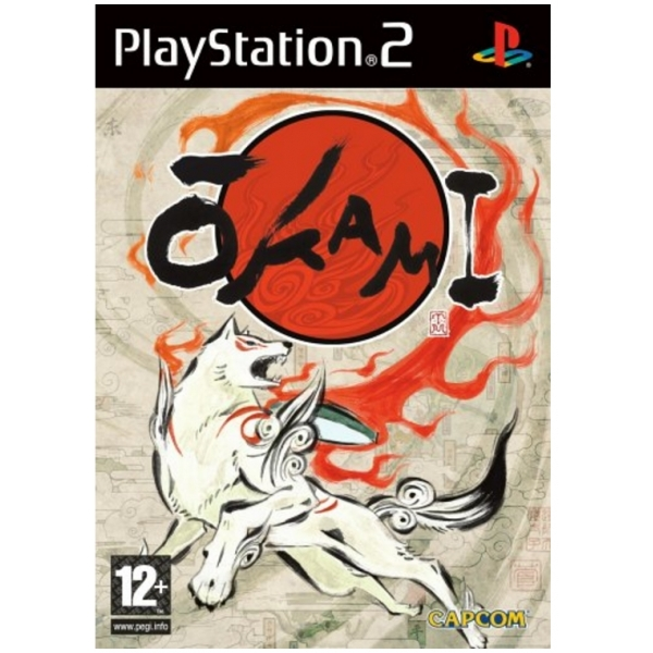 Okami Game PS2 - Image 1