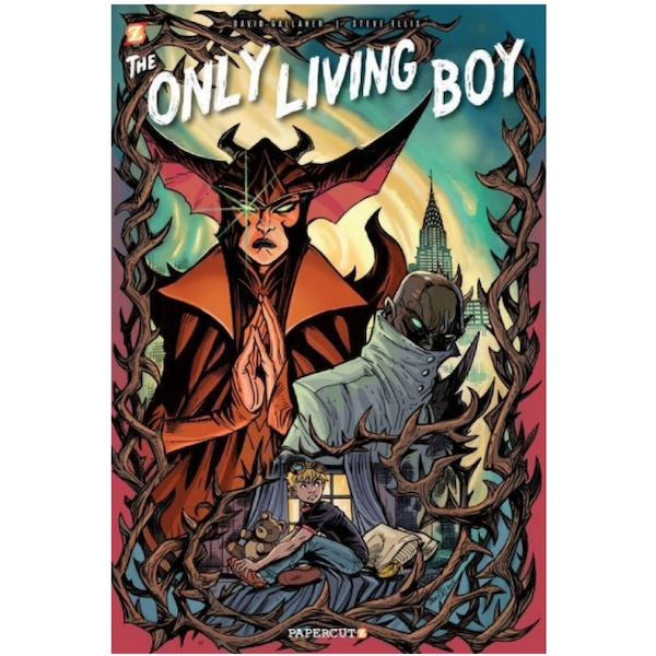 The Only Living Boy #3: Once Upon a Time