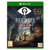 Little Nightmares Complete Edition Xbox One Game