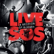 LIVESOS - 5 Seconds Of Summer CD