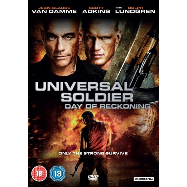 Universal Soldier Day Of Reckoning 2013 DVD