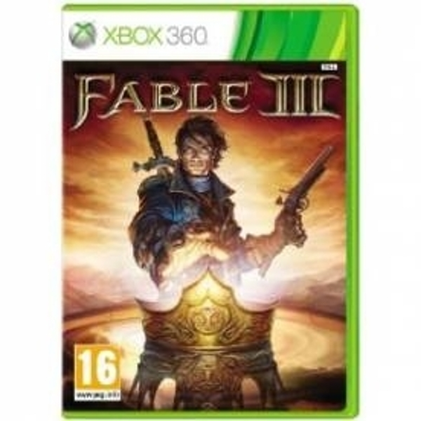Pre-Owned Fable III 3 Game Xbox 360 Used - Good