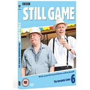 Still Game Complete BBC Series 6 DVD