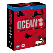 Oceans Trilogy Blu-Ray