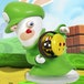 Mario and Rabbids Kingdom Battle Rabbid Luigi 3 inch - Image 4