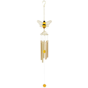 Bee and Honeycomb Windchime