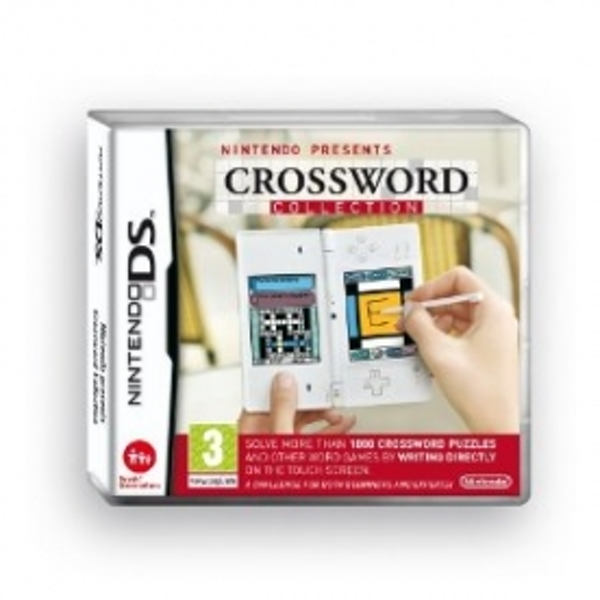 Nintendo Presents Crossword Collection Game DS - Image 1
