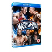 WWE: WrestleMania 28 Blu-ray