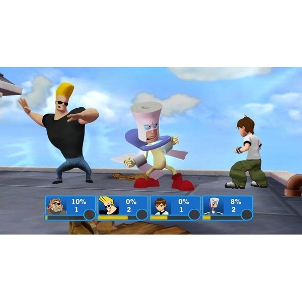 Cartoon Network Punch Time Explosion XL Game Wii - Image 3