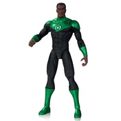 Green Lantern John Stewart (DC Comics The New 52) Action Figure