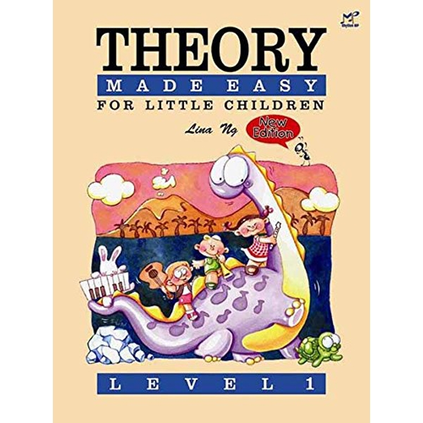 Theory Made Easy For Little Children Level 1  2001 Sheet music