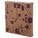 Magical Witching Hour Cat Lisa Parker Design Wall Clock - Image 3