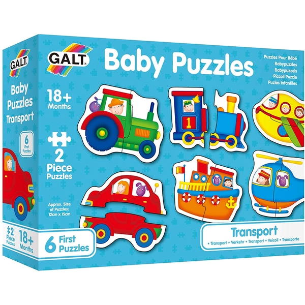 Baby Transport Puzzle