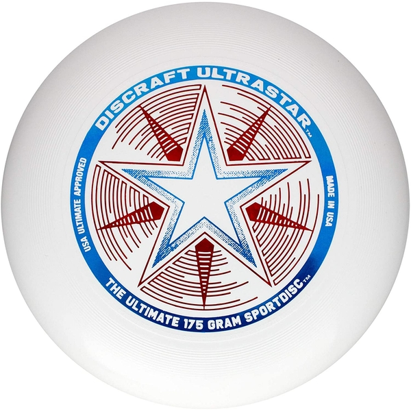 White Ultrastar Discraft Disc