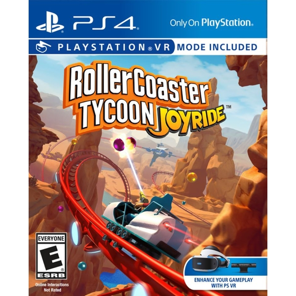Roller Coaster Tycoon: Joyride PS4 Game