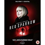 Red Sparrow UHD 4K Blu-ray
