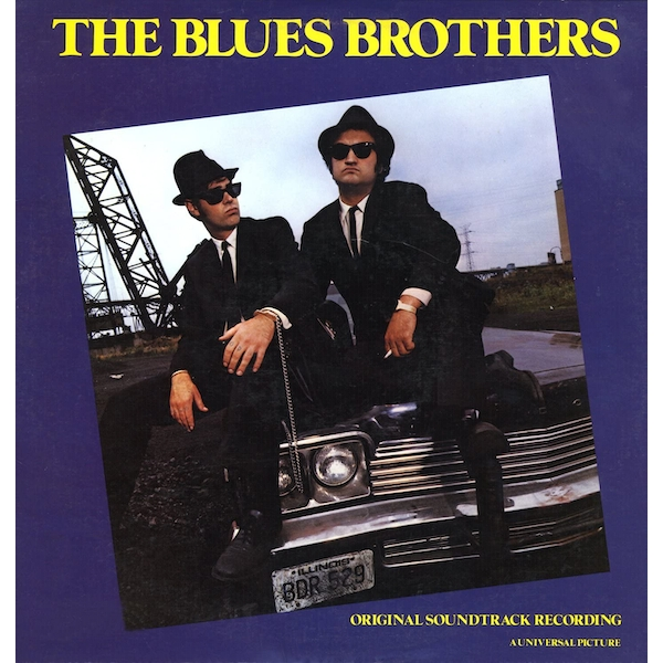 The Blues Brothers - The Blues Brothers (Original Soundtrack Recording) Vinyl