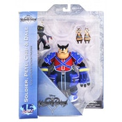 Pete Chip & Dale And Soldier (Kingdom Hearts) Action Figure