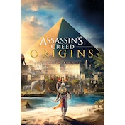 Assassins Creed Origins Cover Maxi Poster