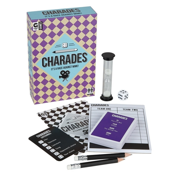 Image of Charades Game