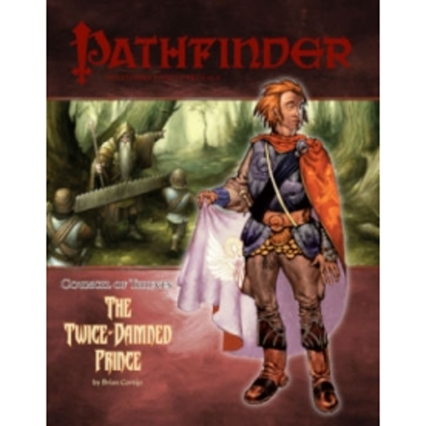 Pathfinder Adventure Path: Council of Thieves Part 6 - The Twice-Damned Prince
