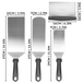 4pc. Stainless Steel Spatula Set | M&W - Image 8