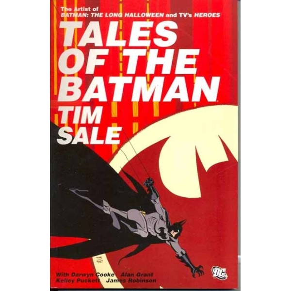 Tales Of The Batman Tim Sale TP