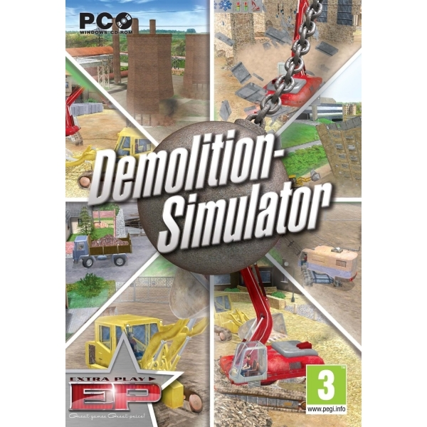 Demolition Simulator Game PC