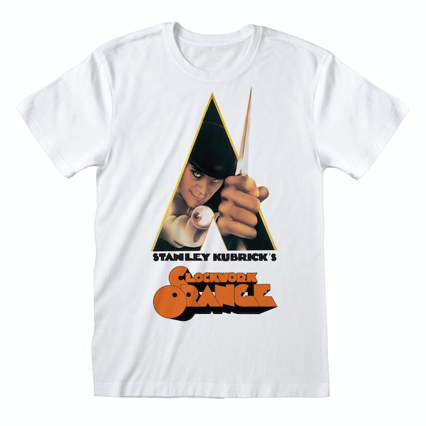 Clockwork Orange - Poster White Unisex XX-Large T-Shirt - White