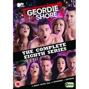 Geordie Shore - Series 8 DVD