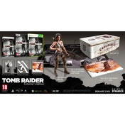 Tomb Raider Collector's Edition Game Xbox 360