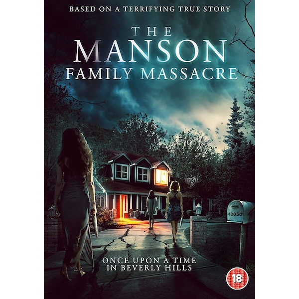 The Manson Family Massacre DVD