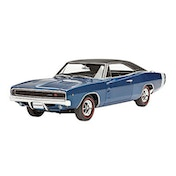 1968 Dodge Charger 1:25 Revell Model Set