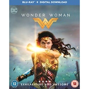 Wonder Woman Blu-ray   Digital Download