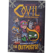Covil: The Dark Overlords - The Outposts Board Game