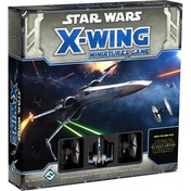 Ex-Display X-Wing Miniatures (Star Wars: The Force Awakens) Base Set Game Used - Like New