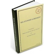 The Big Bang Theory Relationship Agreement Journal
